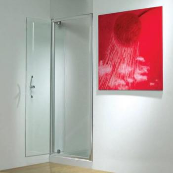 Kudos Original Straight Pivot Shower Door