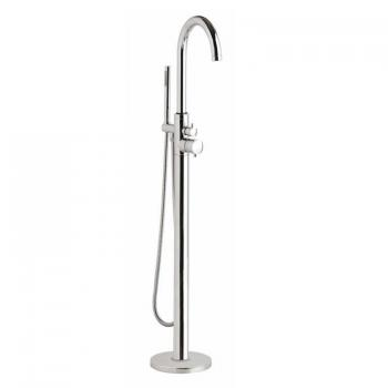 Hudson Reed Thermostatic Single Lever Floorstanding Bath Shower Mixer