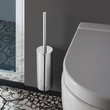 Crosswater MPRO Chrome Toilet Brush Holder