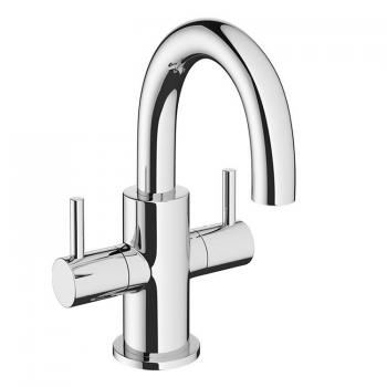 Crosswater MPRO Chrome Mini Basin Monobloc