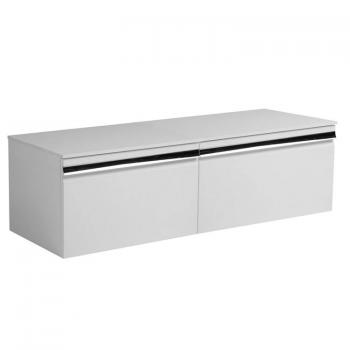 Roper Rhodes Pursuit White Gloss 1200mm Vanity Unit & Worktop