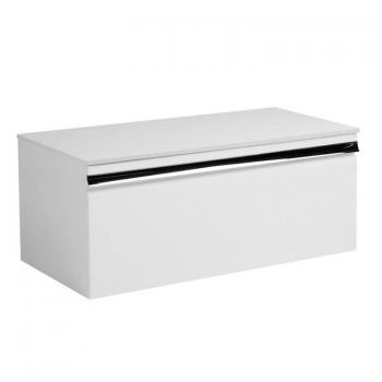 Roper Rhodes Pursuit White Gloss 900mm Vanity Unit & Worktop