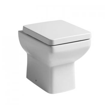 Tavistock Q60 Back To Wall WC & Seat