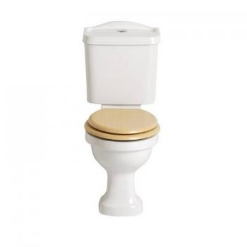 Heritage Rhyland Close Coupled WC & Portrait Cistern