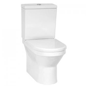 Vitra S50 Back To Wall Close Coupled WC, Cistern & Seat