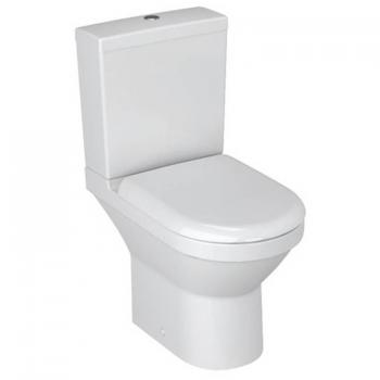 Vitra S50 Compact Open Back Close Coupled WC, Cistern & Seat