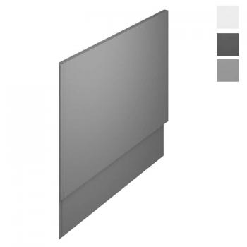 The White Space 800mm End Bath Panel
