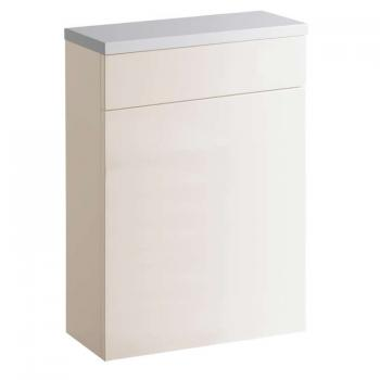 Roper Rhodes Gloss Calico Back To Wall WC Unit & Worktop