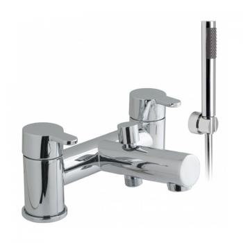 Vado Sense Bath Shower Mixer With Kit