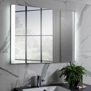 Bauhaus Serene 800mm LED Illuminated Mirror