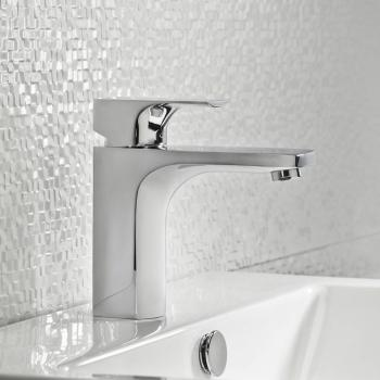Tavistock Siren Basin Mixer With Click Waste