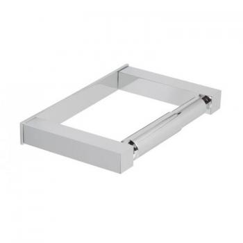 Vado Square Closed Toilet Roll Holder