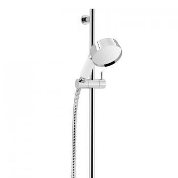 Heritage Deluxe Flexible Riser Shower Kit