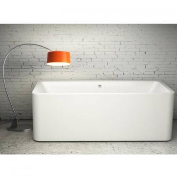 Charlotte Edwards Stratford Back To Wall 1720mm Freestanding Bath