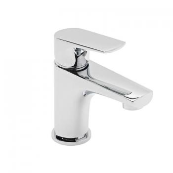 Tavistock Strike Mini Basin Mixer With Click Waste