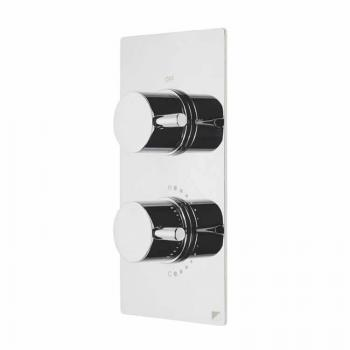 Roper Rhodes Event Round Thermostatic Dual Function Shower Valve With Diverter