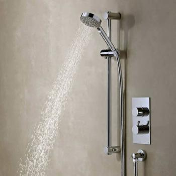 Roper Rhodes Event Round Single Function Shower System