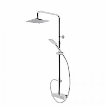 Roper Rhodes Factor Dual Function Exposed Shower System