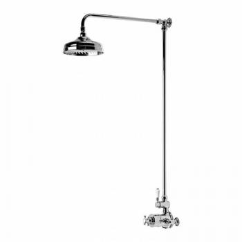 Roper Rhodes Henley Single Function Exposed Shower System