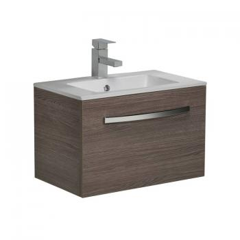 Tavistock Swift Montana Gloss 600mm Wall Mounted Unit & Basin