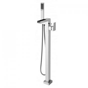 Vado Synergie Floorstanding Bath Shower Mixer With Kit