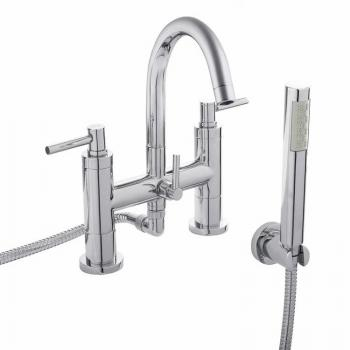 Hudson Reed Tec Lever Bath Shower Mixer With Kit