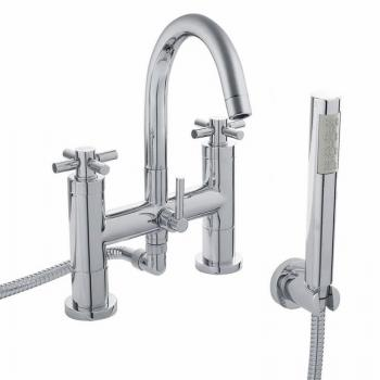Hudson Reed Tec Crosshead Bath Shower Mixer