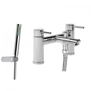 Tavistock Lift Bath Shower Mixer With Handset