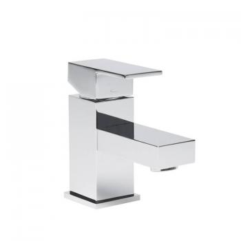 Tavistock Index Mini Basin Mixer With Click Waste