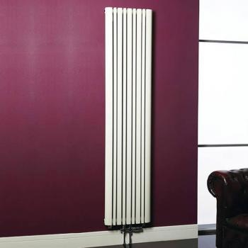 Phoenix Tower White Tall Designer Radiator