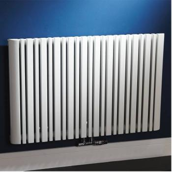 Phoenix Tower White Designer Radiator