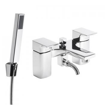 Tavistock Siren Bath Shower Mixer With Handset