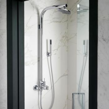 Victoria + Albert Tubo 20 Thermostatic Exposed Shower Kit