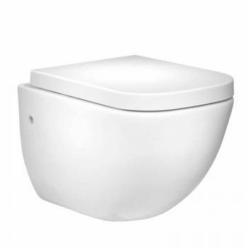 Roper Rhodes Version 550mm Wall Hung WC & Soft Close Seat