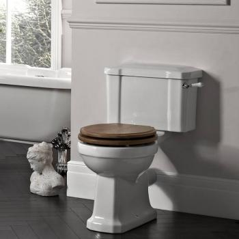 Tavistock Vitoria Close Coupled WC & Cistern