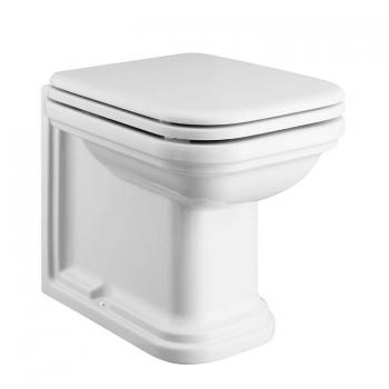 Bauhaus Waldorf Back To Wall 55 WC & Seat