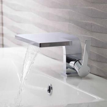Roper Rhodes Zeal Basin Mixer With Click Waste