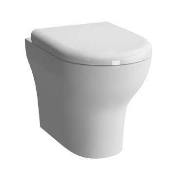Vitra Zentrum Back To Wall WC & Seat