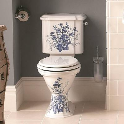 Decorated Toilets & Bidets