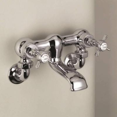 Wall Mounted Bath Mixers