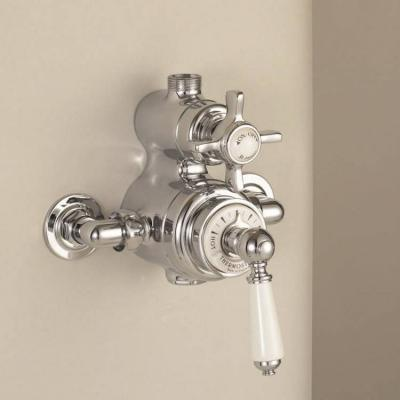 Traditional Exposed Shower Valves