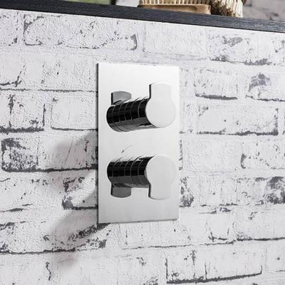 Crosswater Single Outlet Concealed Shower Valves