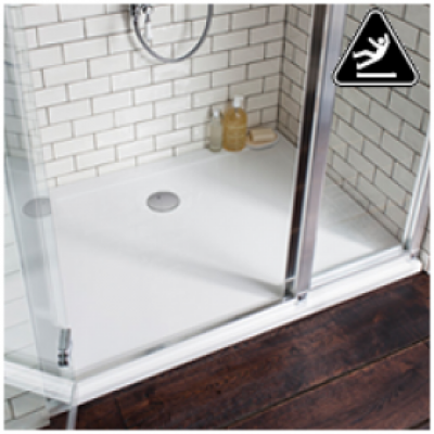 Zamori Anti Slip Shower Trays