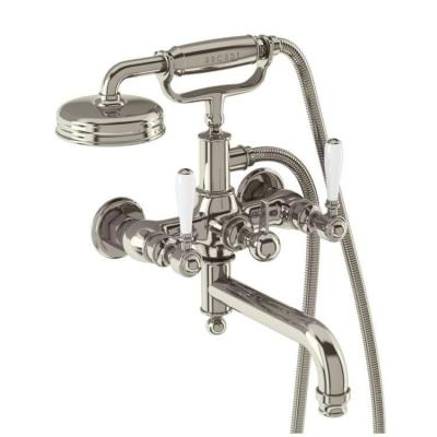 Wall Mounted Nickel Taps