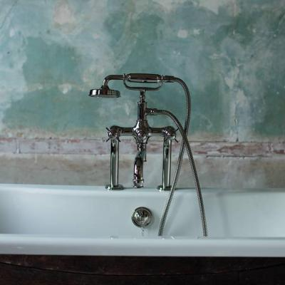 Nickel Bath Shower Mixers