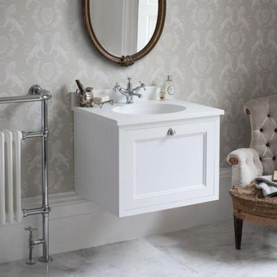 Burlington Wall Hung Bathroom Furniture