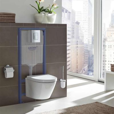 Grohe Wall Hung Frames and Concealed Cisterns