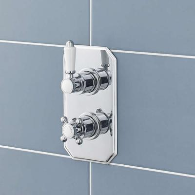 Hudson Reed Single Outlet Shower Valves