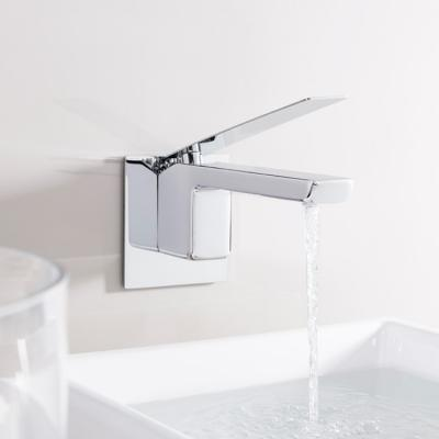 Wall Mounted Basin & Bath Taps