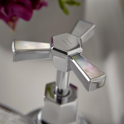 Heritage Gracechurch Mother Of Pearl Taps